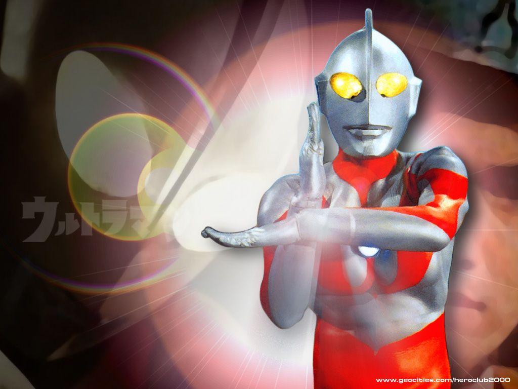 Ultraman, Herói da minha infância